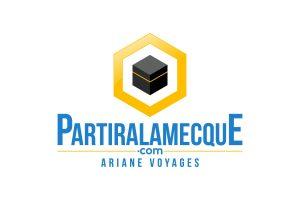 Logo Ariane Voyages avec noir