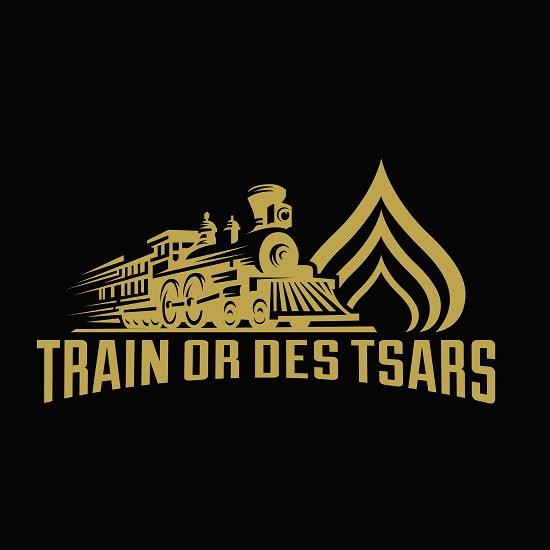 Logo Train Or des Tsars