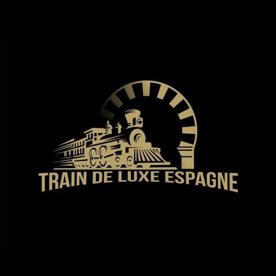 Logo Train de Luxe Espagne version 2 noire