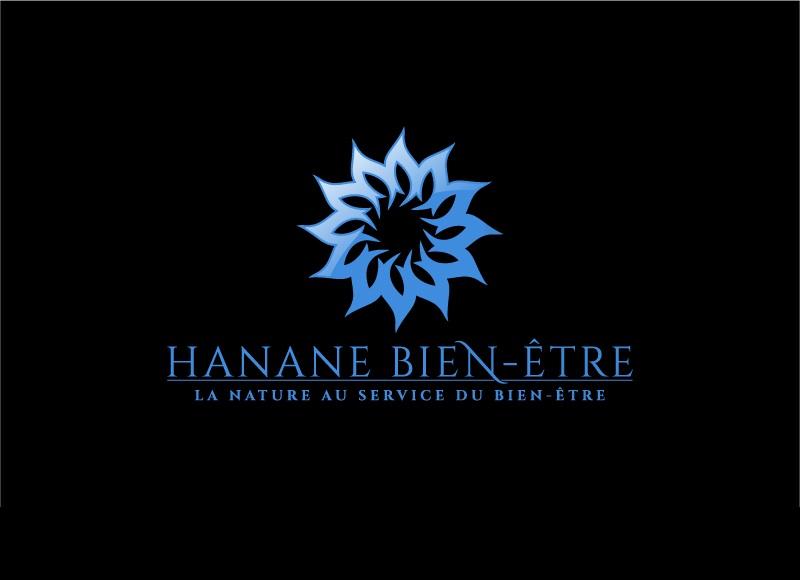 Logo Hanane Bien-Etre – Option 2