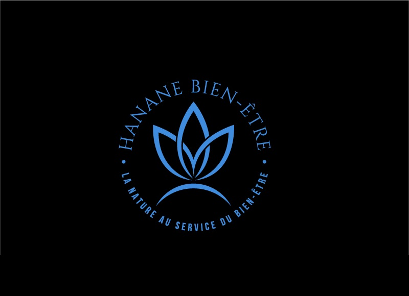 Logo Hanane Bien-Etre – Option 4